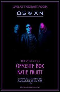 1/28/17 – Nashville: w/Omega Swan, Katie Pruitt